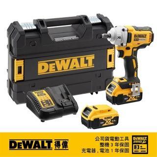 【DEWALT 得偉】美國 得偉 DEWALT 20V Max*無碳刷衝擊扳手  DCF894HP2(DCF894HP2)
