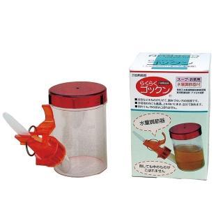 【SAITOU】日本製 樂樂餵食器 一入(飲水用)