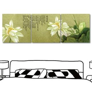 【123點點貼】壁貼牆貼窗貼三聯式30x30cm(ZH0033)