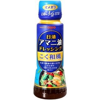 【NISSIN 日清】亞麻仁油香醇和風醬(160g)