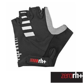 【ZeroRH+】義大利 Joshua 專業自行車手套(黑色 ECX9105_R90)