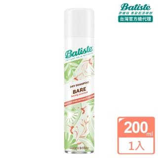 【Batiste】秀髮乾洗噴劑(純淨微香200ml)