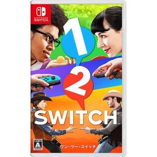 【Nintendo 任天堂】NS Switch 1-2-Switch(日文版)