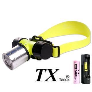 ~TX特林~XML~ L2 LED極亮潛水頭燈 HD~WA~L2