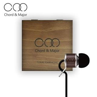 【Chord&Major】JAZZ 爵士音樂入耳式精品調性耳機(耳機/入耳式耳機)