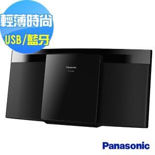 【Panasonic 國際牌】輕薄設計輕巧組合音響 SC-HC200GT-K