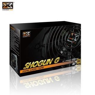 【Xigmatek富鈞】Shogun G/將軍 G(750W 80Plus 金牌 電源供應器)