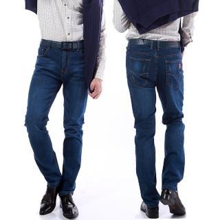 【RH 紳士品格】經典不敗休閒牛仔單寧褲-723(經典不敗 29腰-38腰)