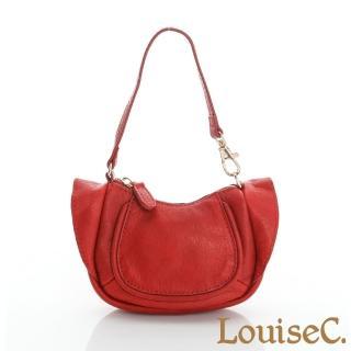 【LouiseC.】MINI法式名伶萬用包紅色(34C29-0032A01)