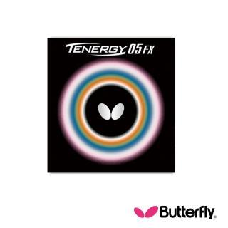 【BUTTERFLY】TENERGY 05 FX 選手級 膠皮(05900)
