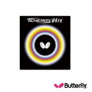 【BUTTERFLY】TENERGY 64 FX 選手級 膠皮(05920)