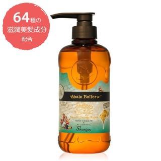【Ahalo butter 天使光】乾性毛躁髮質修護洗髮乳500ml