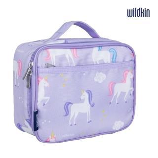 【Wildkin】保冰保溫袋/萬用袋(33803 尋夢獨角獸)