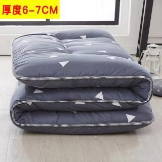 【18NINO81】柔絲棉 多功能日式床墊(單/雙/加大均一價/多款任選)