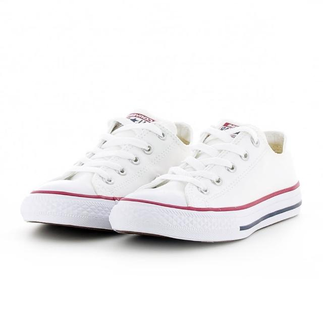 【CONVERSE】Chuck Taylor All Star Seasonal-白-3J256C(大童休閒鞋)