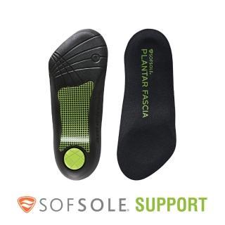 【美國 SOFSOLE】P.F. 筋膜舒緩鞋墊 S1339(鞋墊 足底筋膜 緩衝 保護 支撐)