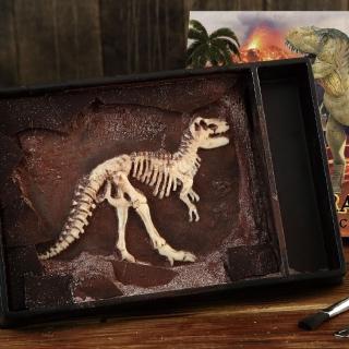 【木匠手作】隨享版恐龍化石巧克力
