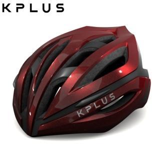 【KPLUS】S系列公路競速-SUREVO Helmet單車安全帽-漸紅色