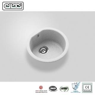 【MIDUOLI米多里】ELLECI ROUND44 花崗結晶石水槽