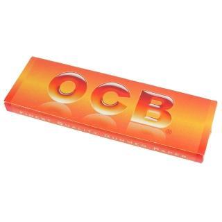 【OCB】ORANGE RANGE-法國進口捲煙紙*10包
