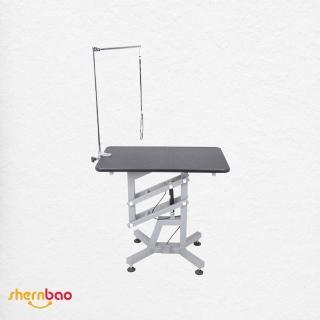 【神寶寵物】日式氣動升降方形美容桌 FT-832(小巧可愛)