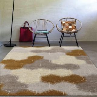 【Ambience】Metropolitan 現代地毯-蜂格(180x270cm)