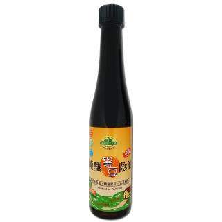 【味榮】純釀黑豆蔭油油露(420ml)