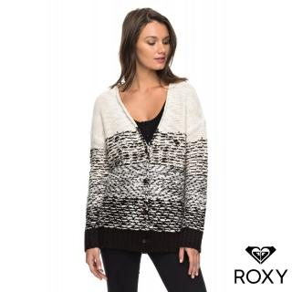 【ROXY】CALL IT A PLAN(羊毛針織外套)
