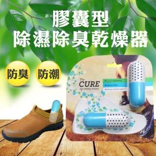 【輕鬆大師】乾燥除臭防潮膠囊-2入1組(除臭 防潮 乾燥)