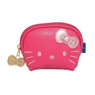 【HELLO KITTY】淘氣凱蒂-零錢包-粉(HLKT0C010PK)