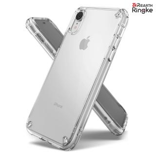 【Ringke】Rearth iPhone XR (Fusion) 透明背蓋防撞手機殼(iPhone XR 透明殼)