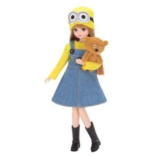 【TAKARA TOMY】莉卡娃娃 LD-08 小小兵莉卡(女孩 洋娃娃)