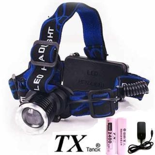 【TX特林】XPE LED無段伸縮變焦照明頭燈(HD-XPE-21T6)