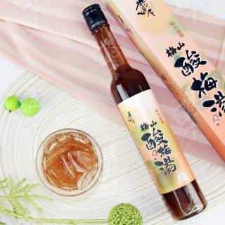 【梅問屋】梅山濃縮酸梅湯(510g/瓶)