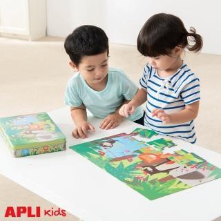 【APLI】叢林動物拼圖(24片)