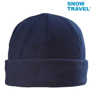 【SNOWTRAVEL】SW/AR-21美國3M-Thinsulate-Ultra極地纖維加厚超保暖風雪帽/藍(滑雪/登山/海釣/賞雪)
