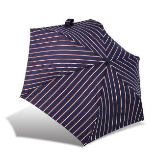 【rainstory】英倫風尚條抗UV省力自動傘