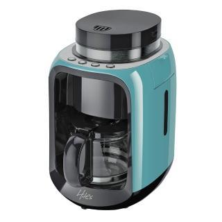 【Hiles】自動研磨美式咖啡機(HE-688)
