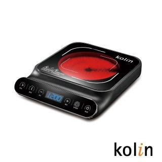 【Kolin 歌林】觸控式黑晶電陶爐(KCS-MN1218)