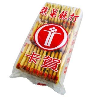 【卡賀】蔬菜蘇打-(青蔥口味140g)