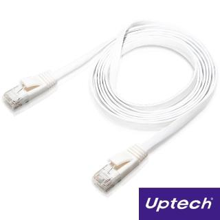 【UPMOST】EC103 Cat6 UTP網路扁線(5m)