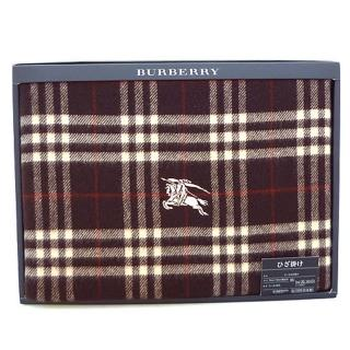 【BURBERRY 巴寶莉】經典戰馬披巾禮盒(咖啡色)