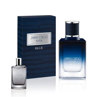 【JIMMY CHOO】酷藍男性淡香水30ml(加贈隨機小香乙瓶)