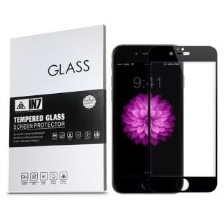 【IN7】APPLE iPhone 6/6s Plus 5.5吋 高透光 2.5D滿版鋼化玻璃保護貼(疏油疏水 鋼化膜)