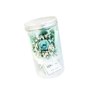 【LJ.Flower 詩意花園】香水花束小花罐1加1(4款可選)