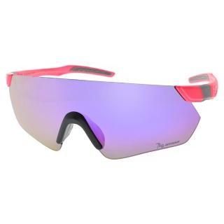 【720 armour】軟肩調節設計眼鏡(螢光紅-紫水銀#720B392 C06)