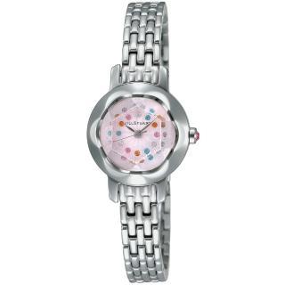 【JILL STUART】Ring MB系列名媛氣質時尚錶款(銀 JISILDA005)