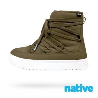 【native】CHAMONIX 男/女靴(率性綠)