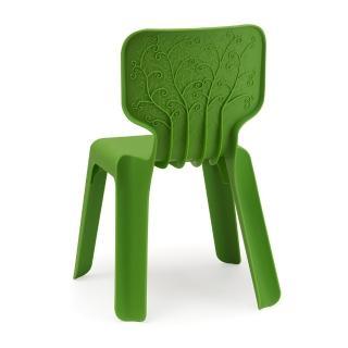 【北歐櫥窗】MAGIS Alma 兒童椅(綠)