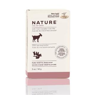 【Nature】頂級山羊奶滋養皂-乳油木果(141g/5oz)